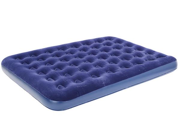 Кровать надувная 2хместная Bestway 67574 с встроенным насосом 203х152х38см
