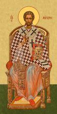 Икона Лазарь Четверодневный праведный