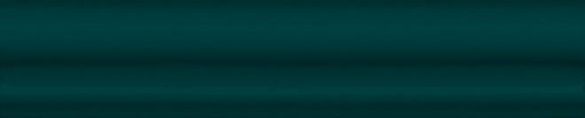 BLD037 | Бордюр Багет Клемансо зеленый темный