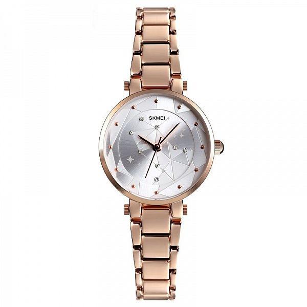 Часы наручные Skmei 1411 золото