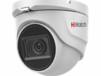 HD-TVI видеокамера HiWatch DS-T803