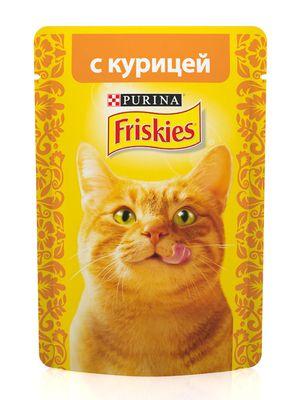 Корм для кошки Purina