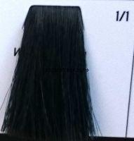Крем краска для волос- 1/1 Иссеия-черный Blue-Black  Galacticos Professional Metropolis Color