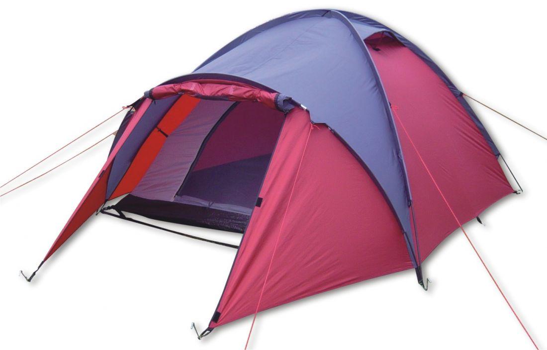 Палатка INDIGO Lena-3 210+120x210x130см