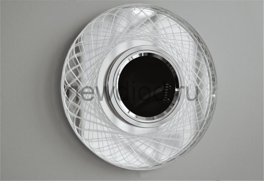 Точечный Светильник OREOL Crystal 1902 120/60mm Под Лампу MR16