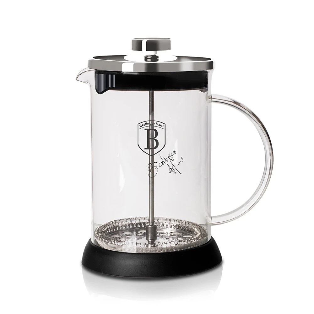 Френч-пресс BLACK ROYAL Collection Berlinger Haus BH-6301  350 ml