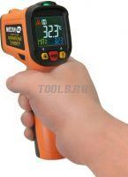 МЕГЕОН 16802 Инфракрасный термометр с термопарой фото