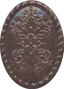 OBA010 | Декор Версаль коричневый