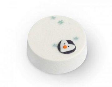 Молочко для ванны Пингвин новогоднее 70 гр