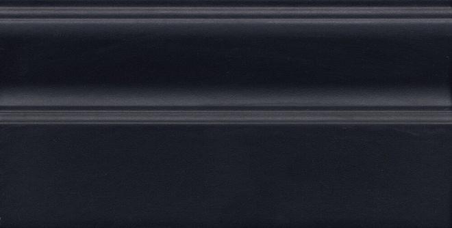 FMA022R | Плинтус Тропикаль чёрный обрезной
