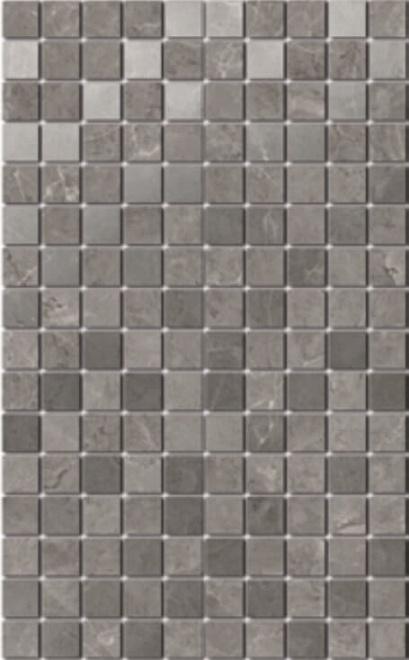 MM6361 | Декор Гран Пале серый мозаичный
