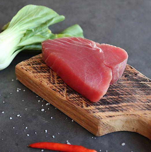 Стейк желтоперого тунца (цена за 1 кг)
