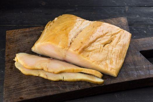 Масляная рыба холодного копчения (цена за 1 кг)