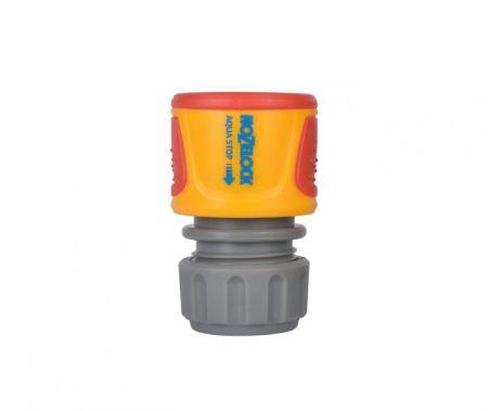 """Коннектор HoZelock 2085 Аквастоп для концов шланга 3/4""""(19 мм)"""