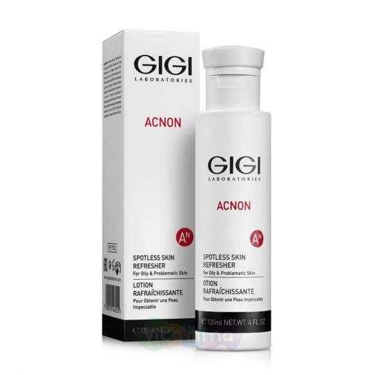 GiGi Противовоспалительная тоник-эссенция, выравнивающая тон кожи Acnon Spotless Skin Refresher, 120 мл