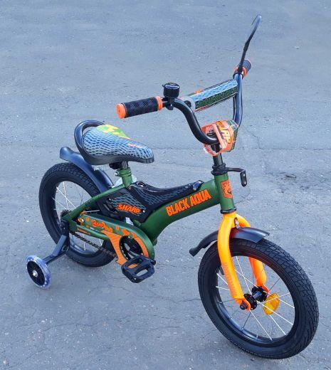 Велосипед детский BA Sharp Khaki 14