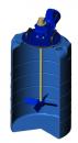 Емкость T 200 с лопастной мешалкой