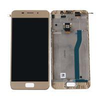 LCD (Дисплей) Asus ZC521TL ZenFone 3s Max (в сборе с тачскрином) (в раме) (gold) Оригинал
