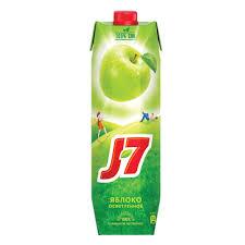 Сок J7 Яблоко, 0,97л