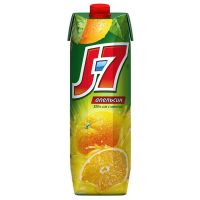 Сок J7 Апельсин, 0,97л