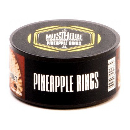 MustHave Pineapple Rings 25гр
