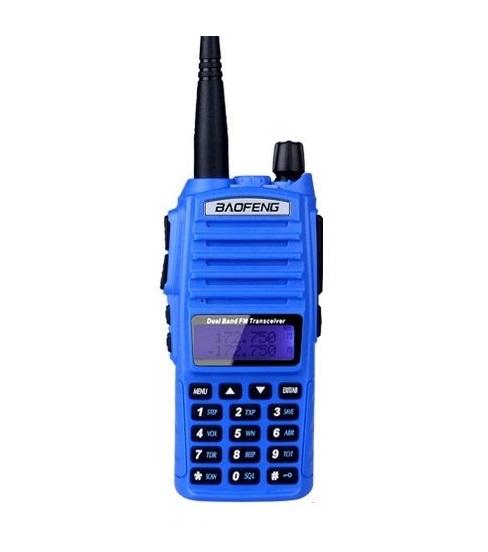 Рация Baofeng UV-82 8W (3 режима мощности) синяя