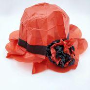 """Bonnet Hat Tear - Комедийный фокус """"Шляпа"""" (1уп/10 шт)"""