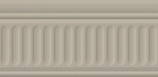 19050/3F   Бордюр Бланше серый структурированный