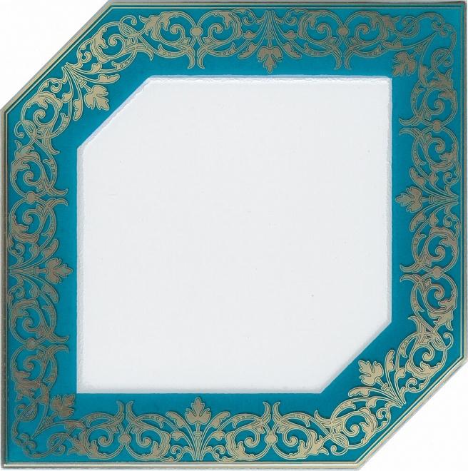HGD/C250/18000 | Декор Клемансо бирюзовый