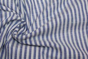 Рубашечная ткань полоска 7181/D4/C#2