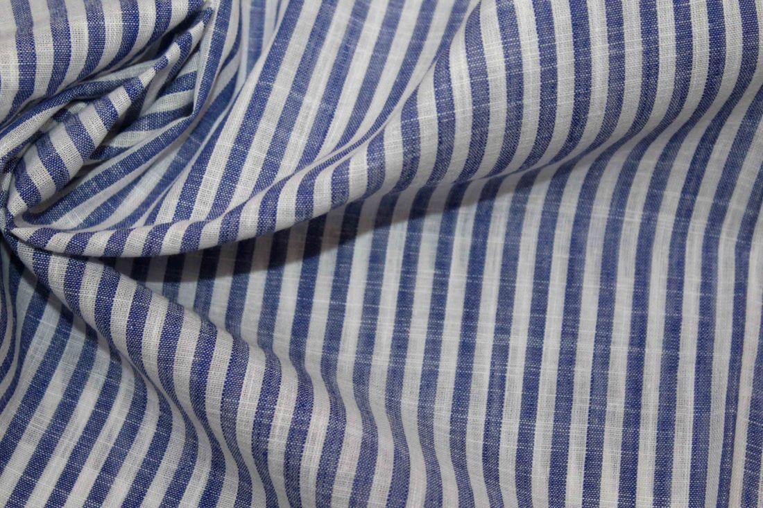 Рубашечная ткань полоска 7181/D3/C#2