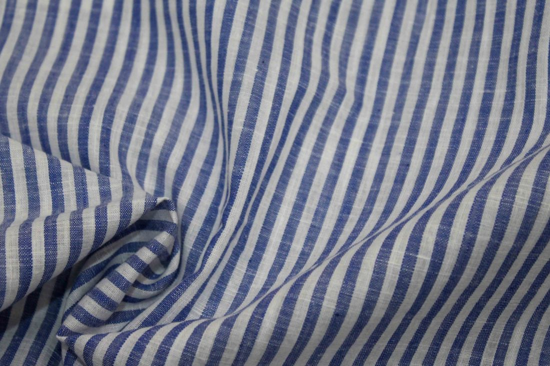 Рубашечная ткань полоска 7181/D3/C#3