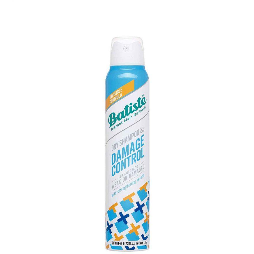 Batiste сухой шампунь для слабых или поврежденных волос  Dry Shampoo Damage Control