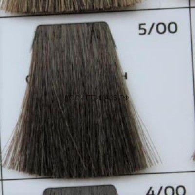 Крем краска для волос- 5/00 Интенсивный Светлый Шатен 100 мл. Intens Light Brown Galacticos Professional Metropolis Color