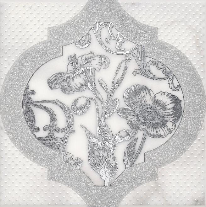 HGD/A263/17051 | Декор Фрагонар белый
