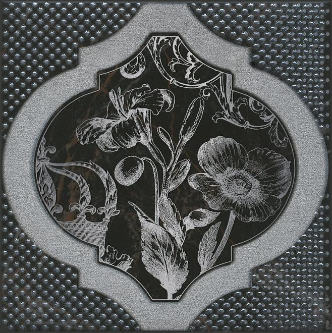 HGD/B263/17052 | Декор Фрагонар чёрный