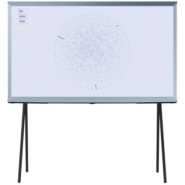 Телевизор QLED Samsung The Serif QE49LS01TBU