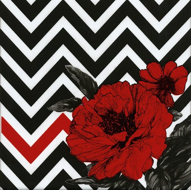 STG/A614/17000   Декор Этуаль Цветок