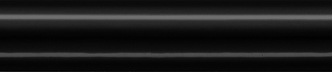 BLD012 | Бордюр Багет Граньяно черный