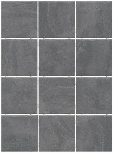 1300 | Дегре серый темный, полотно 29,8х39,8 из 12 частей 9,8x9,8