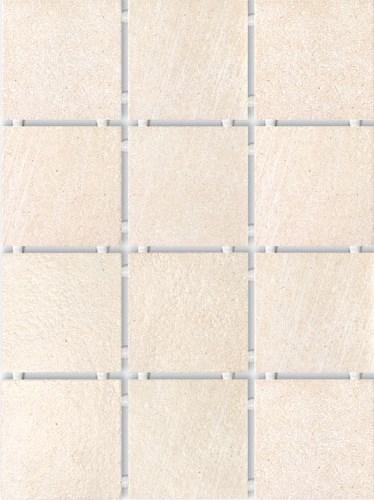 1221 | Караоке бежевый, полотно 30х40 из 12 частей 9,8x9,8