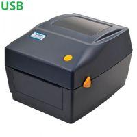 Термальный принтер этикеток Xprinter XP-460B black USB черный