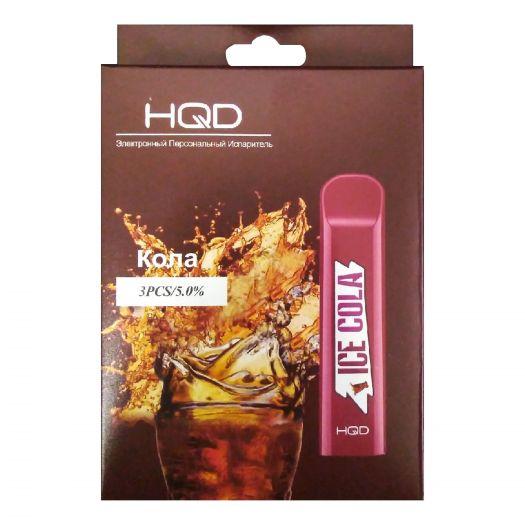 Электронная сигарета HQD Кола