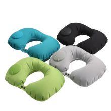Надувная подушка для шеи с ручной накачкой RH34