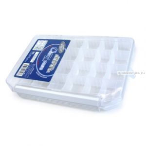Коробка рыболов. Meiho Clear Case 205/145/28 (C-800NS)