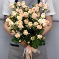 Букет кустовых роз №1