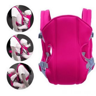 Рюкзак-слинг для переноски ребенка, 3-12 месяцев