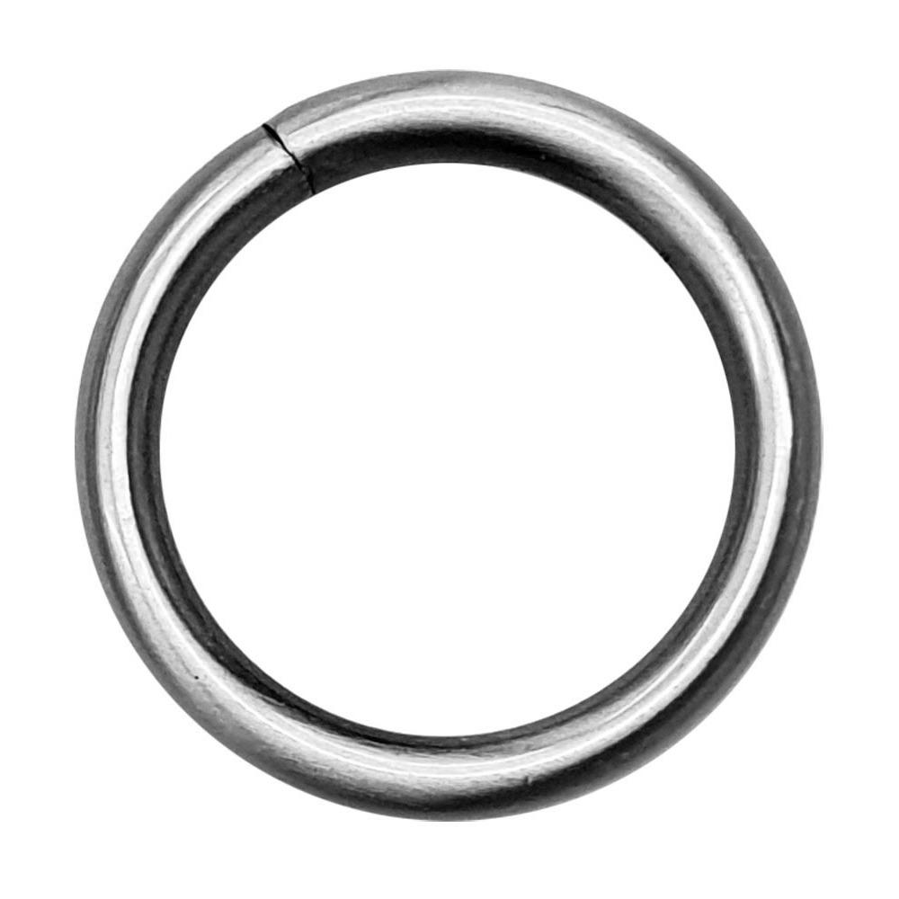 Кольцо литое 40 мм никель