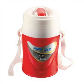 Изотермический контейнер Pinnacle Platino 1 л красный