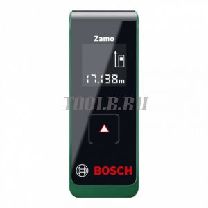 Bosch Zamo II - лазерный дальномер